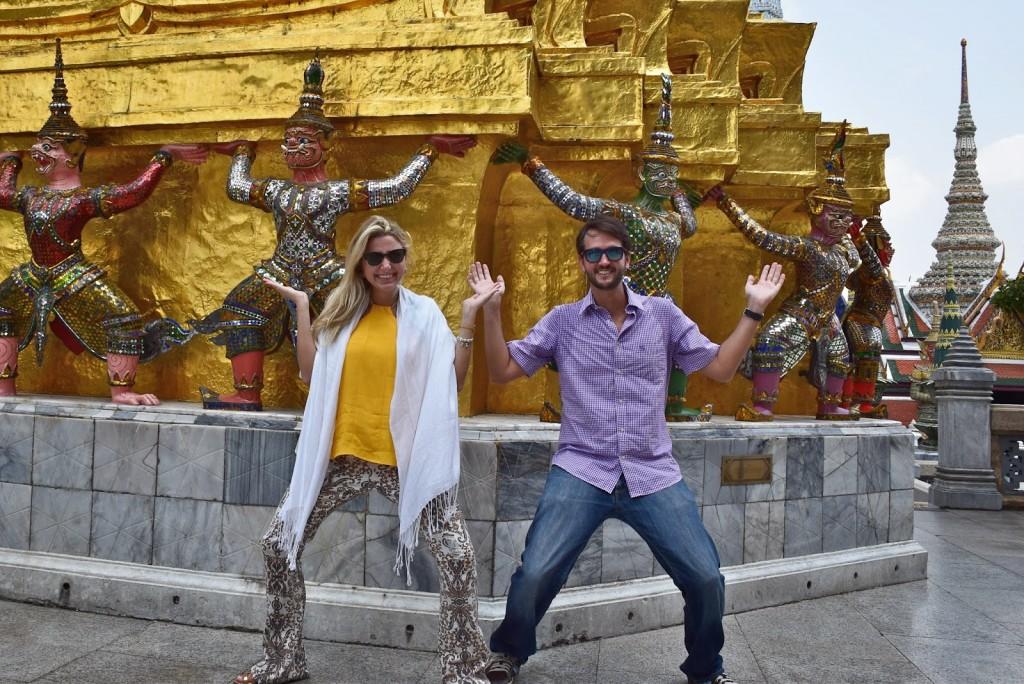 26 Grand Palace e templo do buda de esmeralda Wat Phra Kaew - o que fazer em bangkok dicas de viagem tailandia