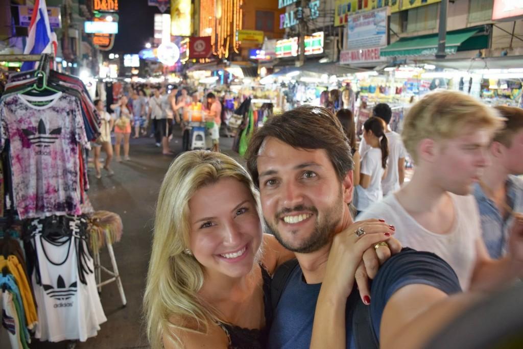 27 Khao San Road Bangkok - rua que nunca dorme - dicas de viagem Tailandia