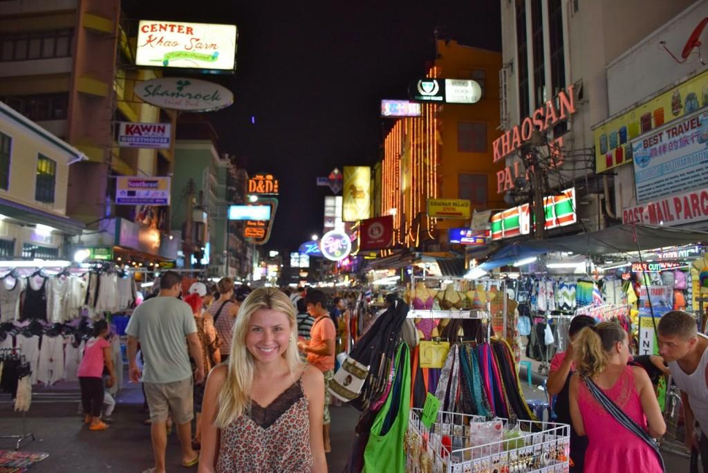 28 Khao San Road Bangkok - rua que nunca dorme - dicas de viagem Tailandia