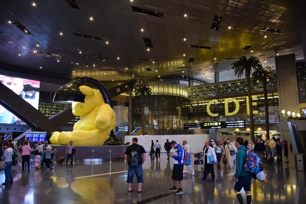 32Aeroporto Qatar dicas de viagem
