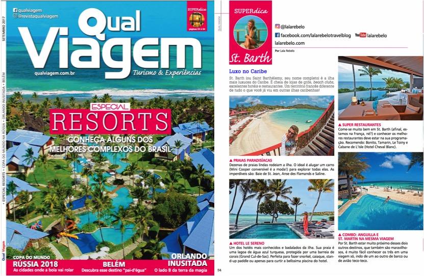 ff1f557a144b Revista-Qual-Viagem-Setembro-2017-LalaRebelo-St-Barth