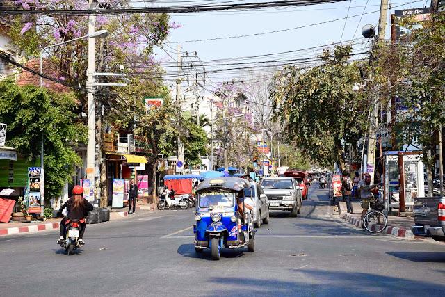 dicas de chiang mai tailandia