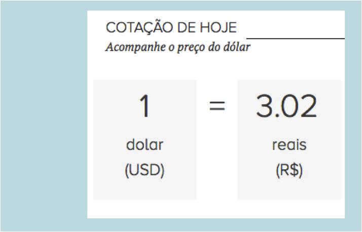 04-1 cotação dolar