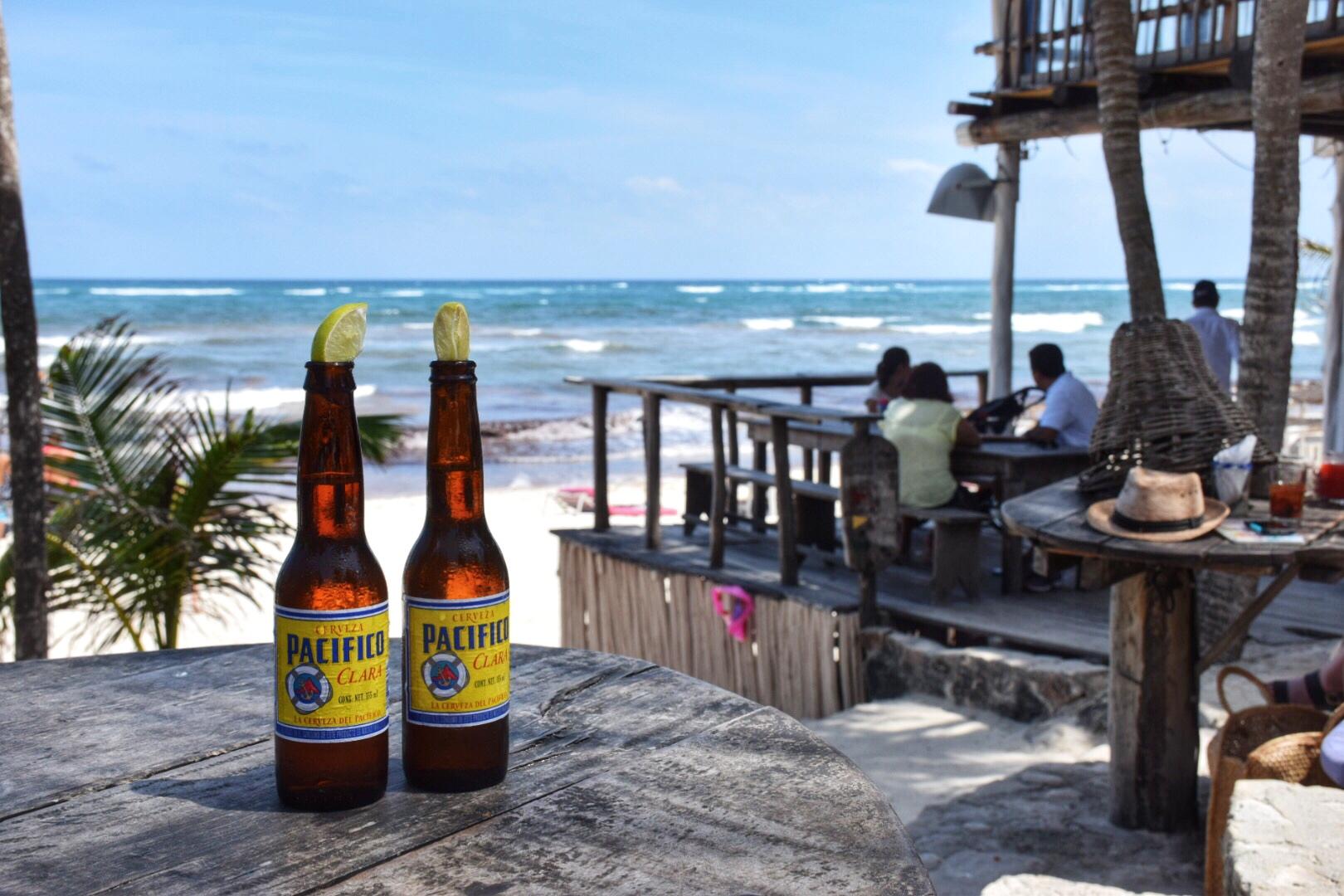 dicas de tulum mexico papaya playa beach club