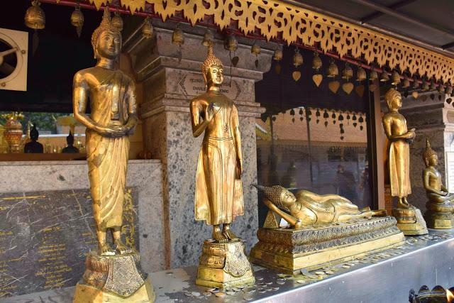 14 Wat Phrathat Doi Suthep - temple mountain - chiang mai tailandia