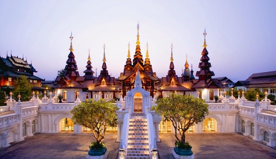 dicas de hotéis em Chiang Mai Tailândia - Dhara Dhevi