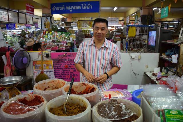 23 warorot market - chiang mai tailandia