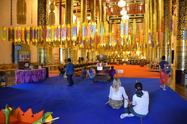 28 wat chedi luang old city temple - chiang mai tailandia