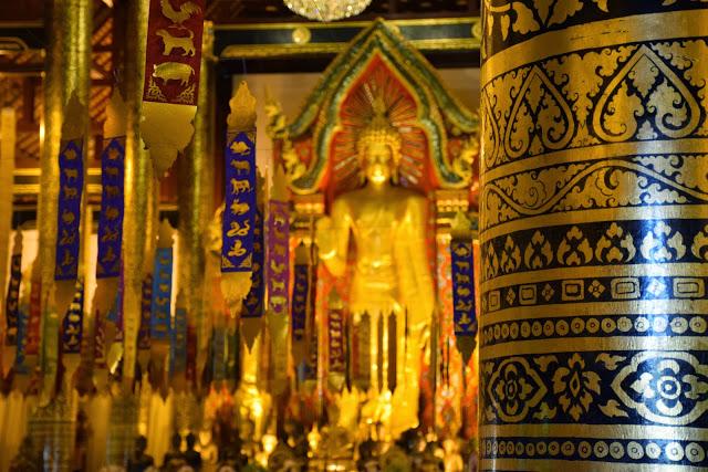 29 wat chedi luang old city temple - chiang mai tailandia
