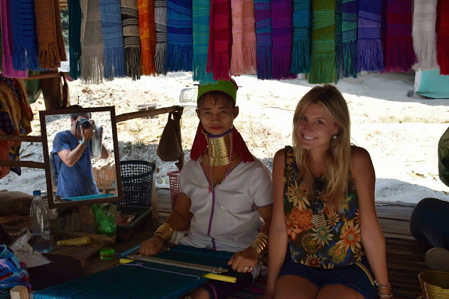 48 Baan Tong Luang Village - hill tribes - TRIBO DAS MULHERES GIRAFA - KAREN PADONG LONG NECK - chiang mai tailandia