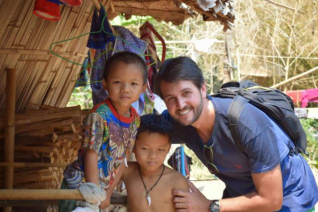 50 Baan Tong Luang Village - hill tribes - TRIBO DAS MULHERES GIRAFA - KAREN PADONG LONG NECK - chiang mai tailandia