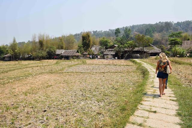 51 Baan Tong Luang Village - hill tribes - TRIBOs - chiang mai tailandia