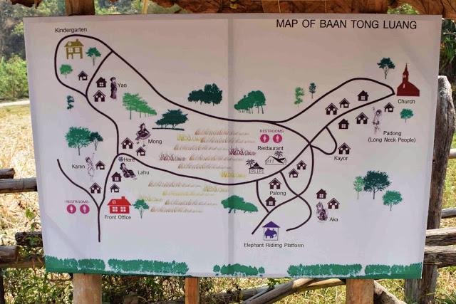 53 Baan Tong Luang Village - hill tribes - chiang mai tailandia