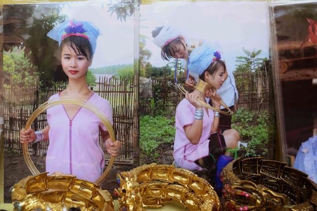 55 Baan Tong Luang Village - hill tribes - TRIBO DAS MULHERES GIRAFA - KAREN PADONG LONG NECK - chiang mai tailandia
