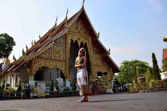 61 Wat Phra Singh temple old city - chiang mai tailandia