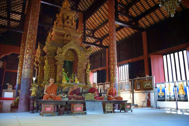 63 Wat Phra Singh temple old city - chiang mai tailandia