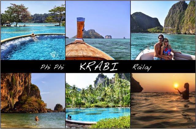 77 dicas de viagem praias da tailandia krabi railay beach phi phi