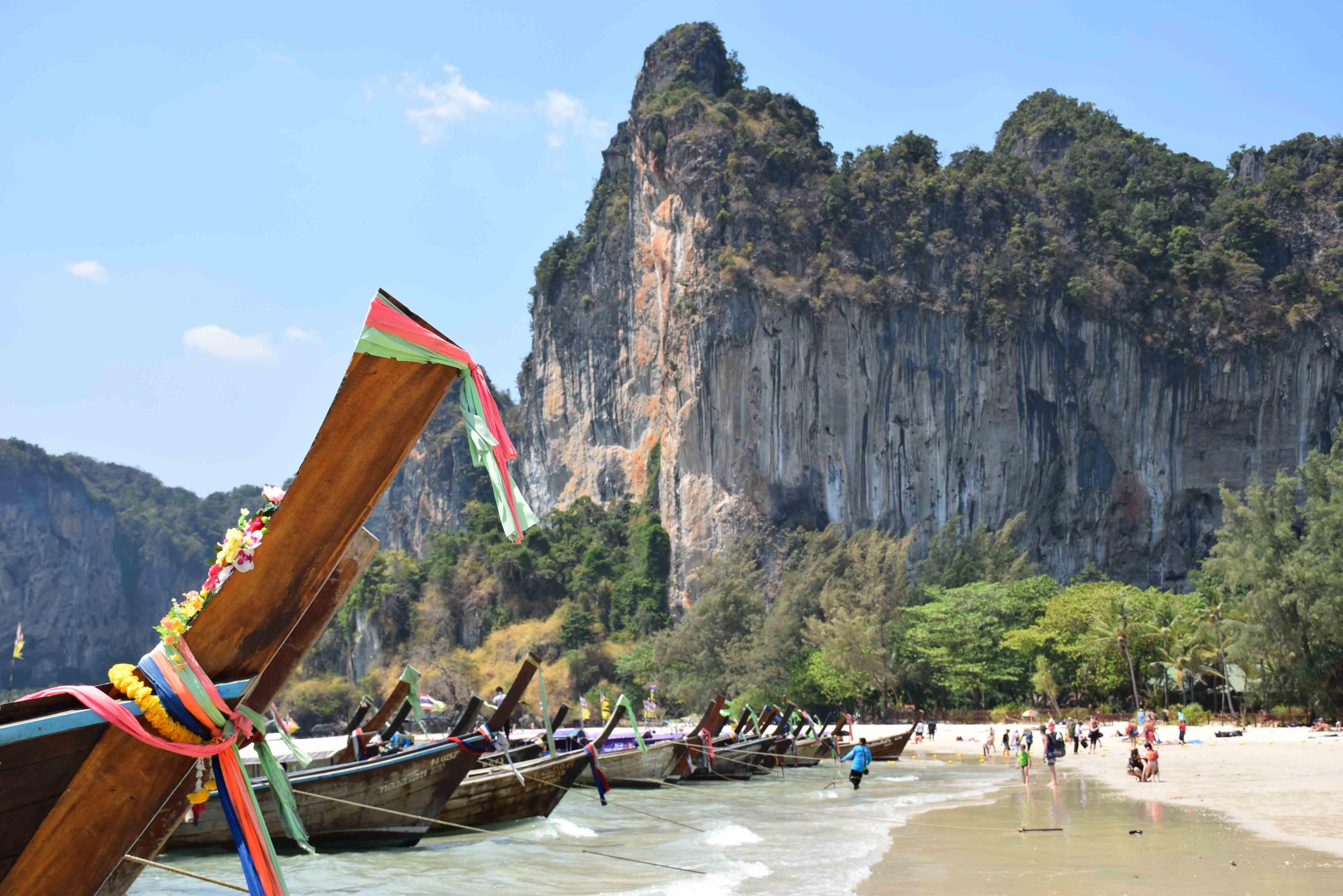 dicas de krabi - railay beach - hotel rayavadee - tailandia - lala rebelo