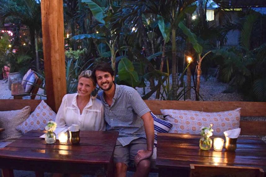 gitano bar and restaurant tulum mexico