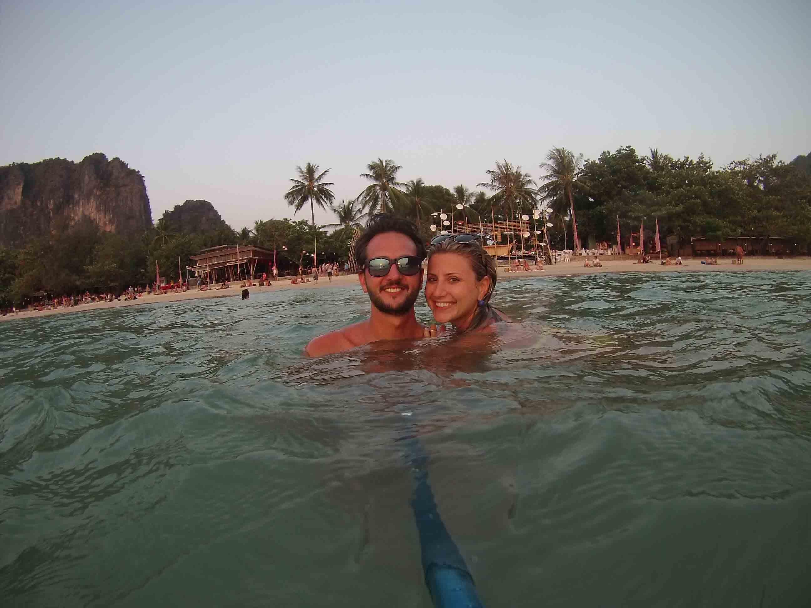dicas de krabi - railay beach - água quente - hotel rayavadee - tailandia - lala rebelo