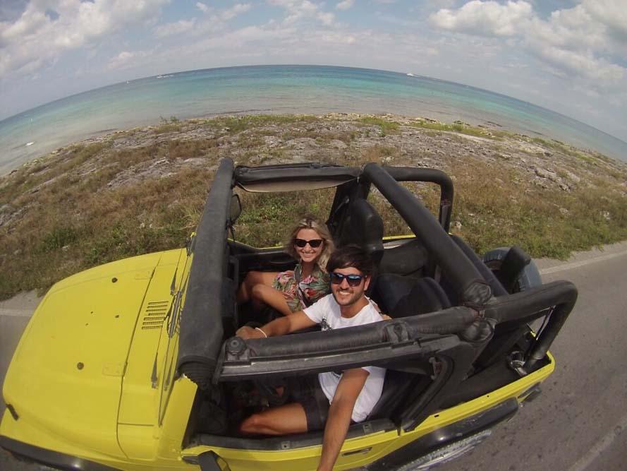 cozumel aluguel de jeep