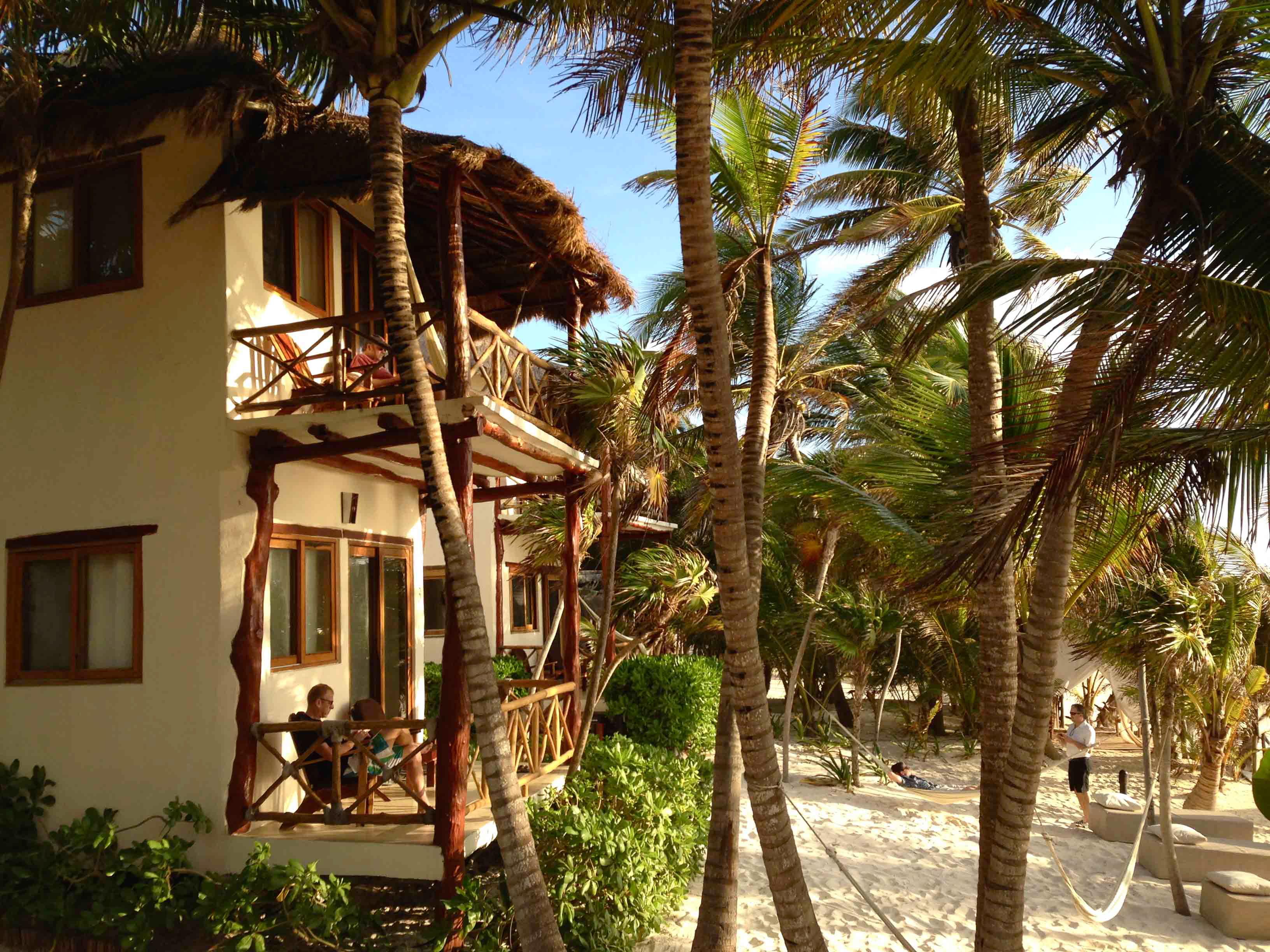 tulum mexico rosa del viento hotel