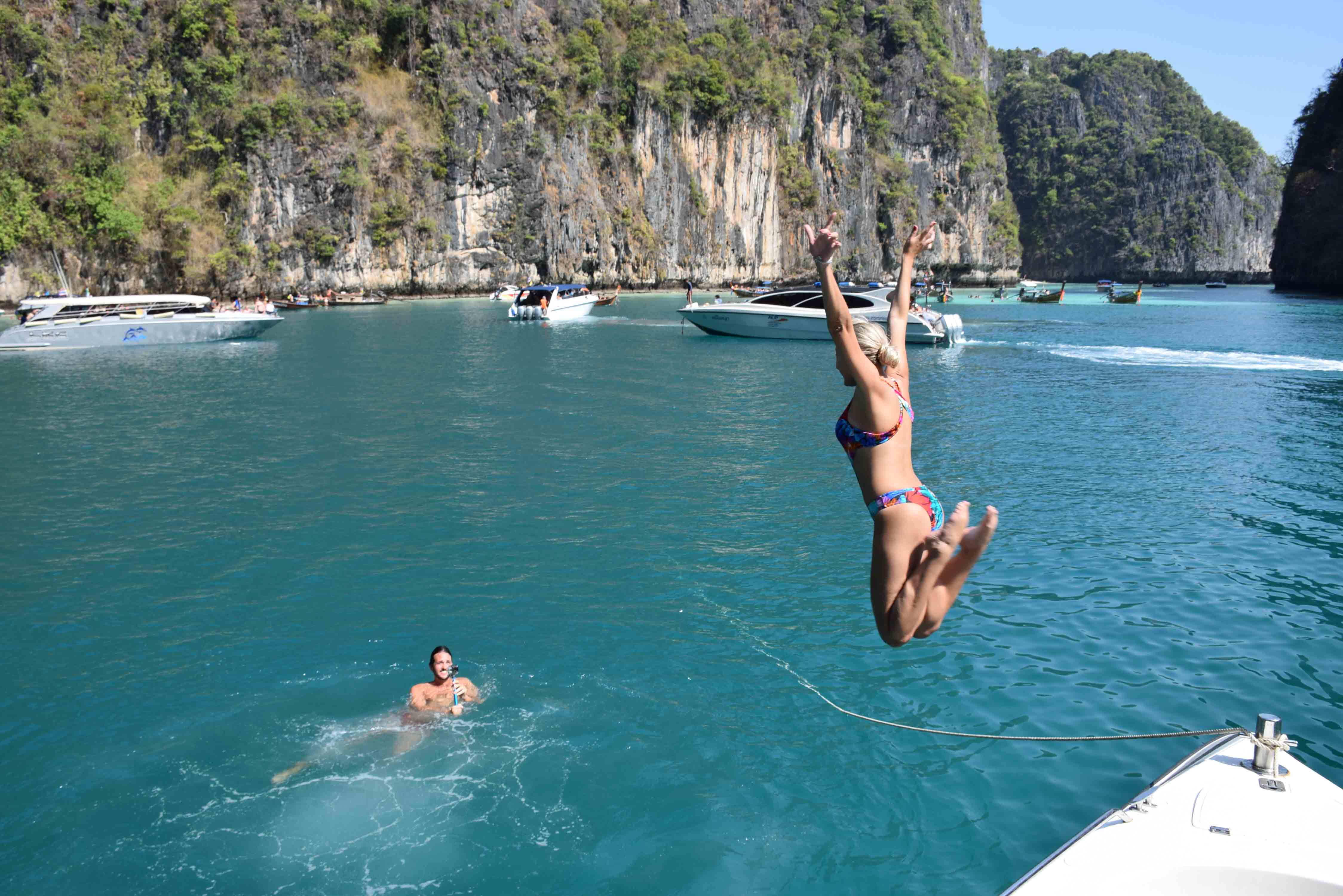 Lagoon Pi Leh bay phi phi thailand 03