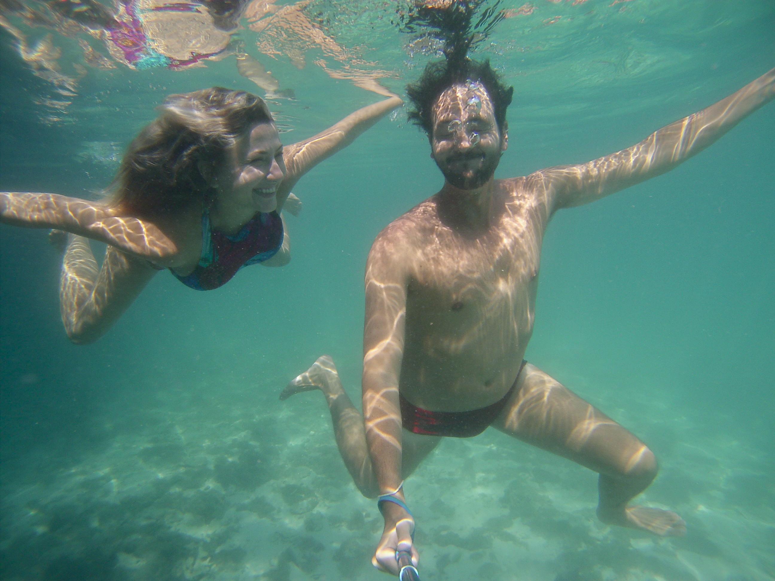 lagoon pi leh bay phi phi thailand
