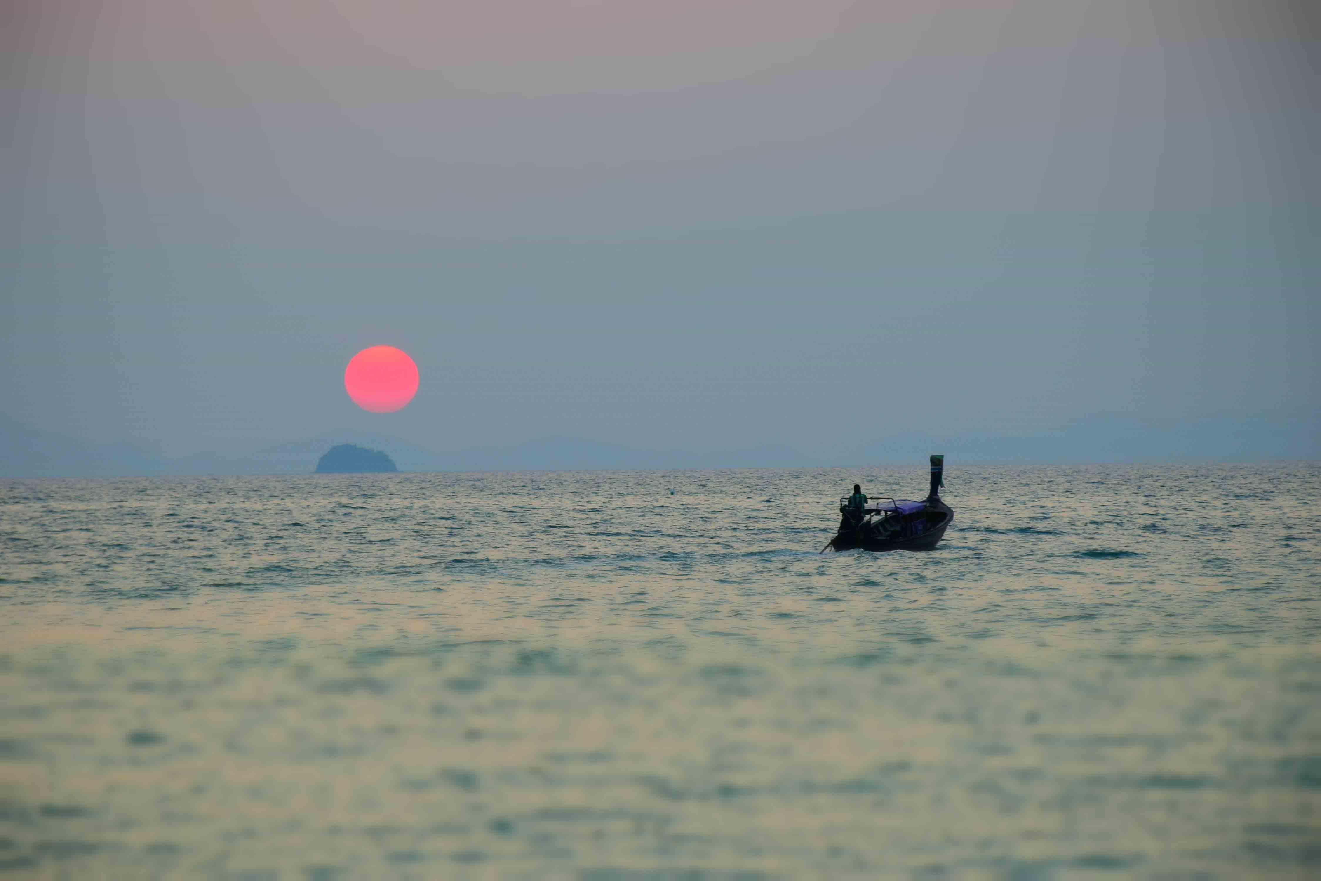 RAILAY BEACH Krabi 04