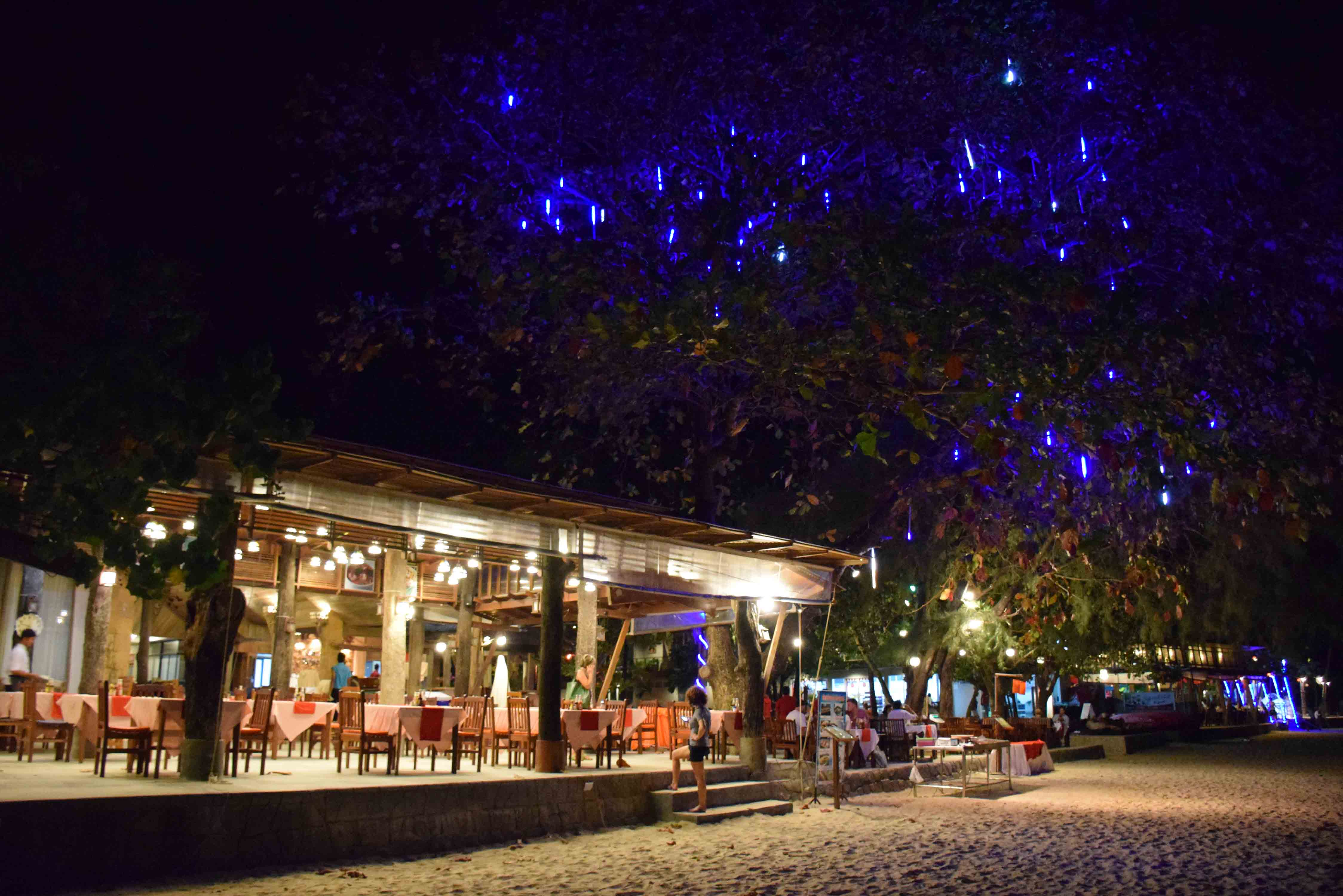 Restaurants KRABI Railay and Phranang Beach 08