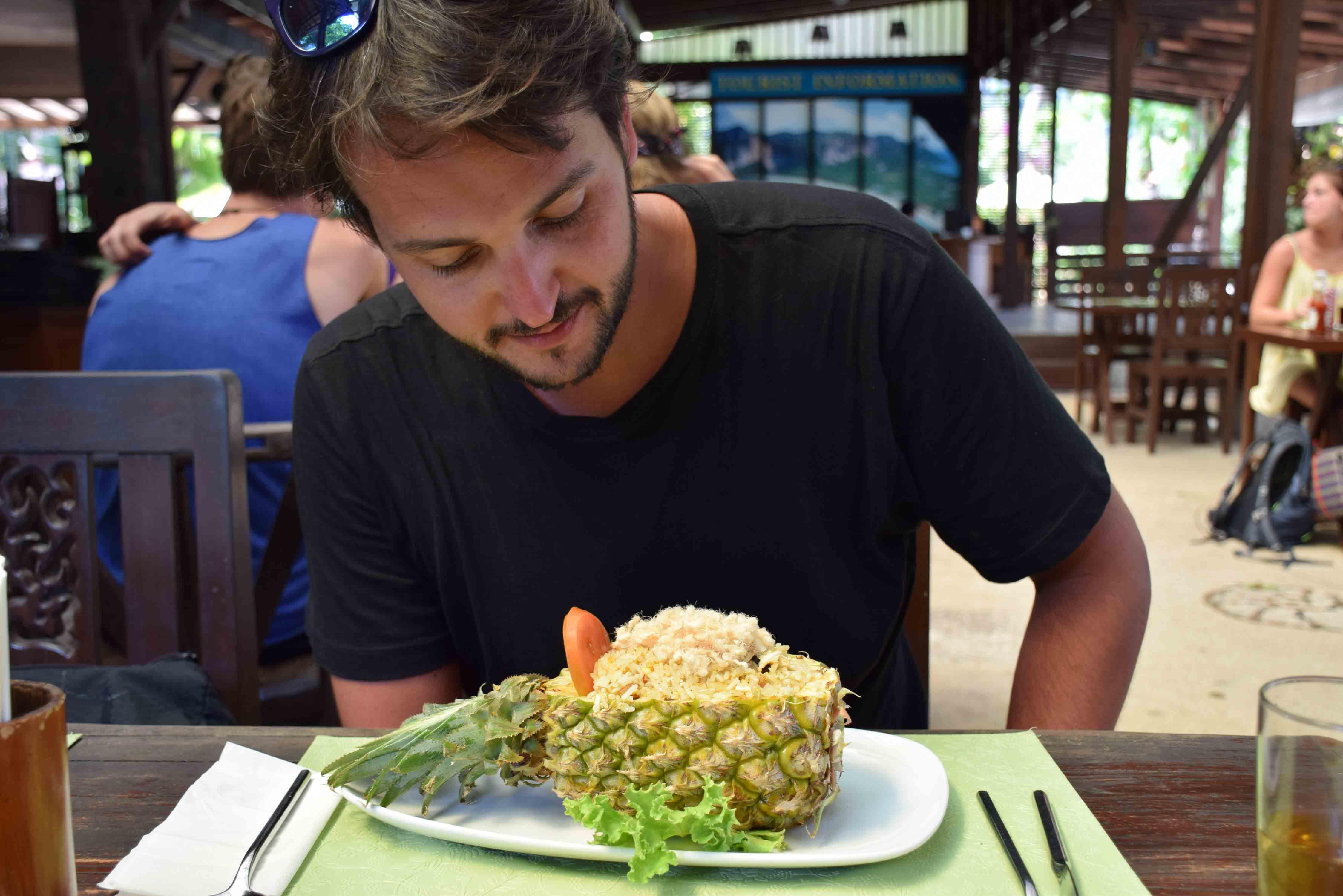 Restaurants KRABI Railay and Phranang Beach Sunrise tropical resort 14
