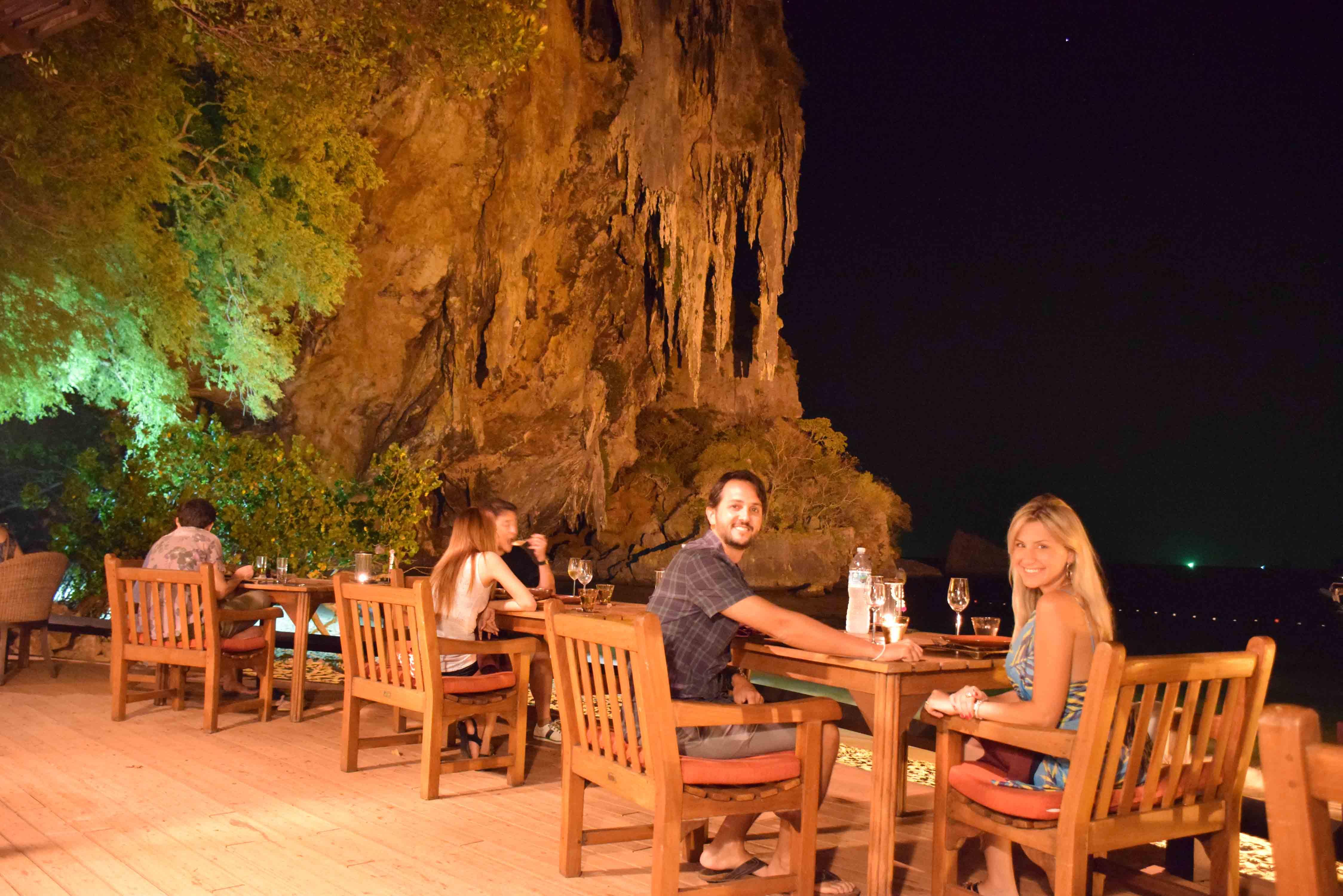 Restaurants KRABI Railay and Phranang Beach - krua phranang -RAYAVADEE 04