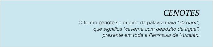 cenotes o que sao