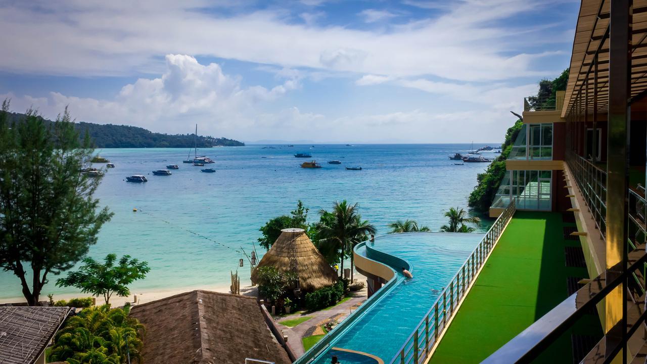Phi Phi Cliff Beach Resort - Tailândia