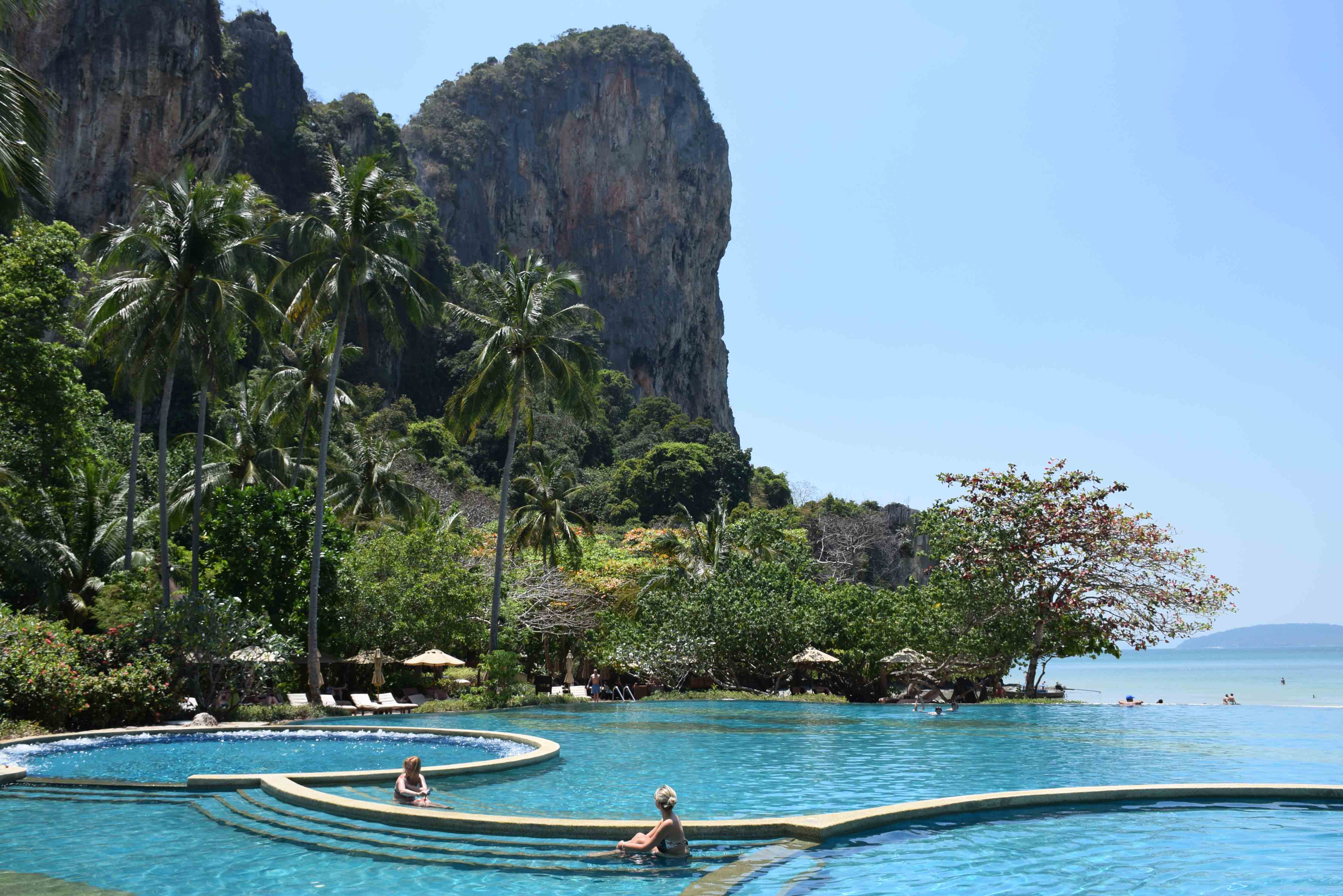 hotel em krabi railay beach RAYAVADEE RESORT