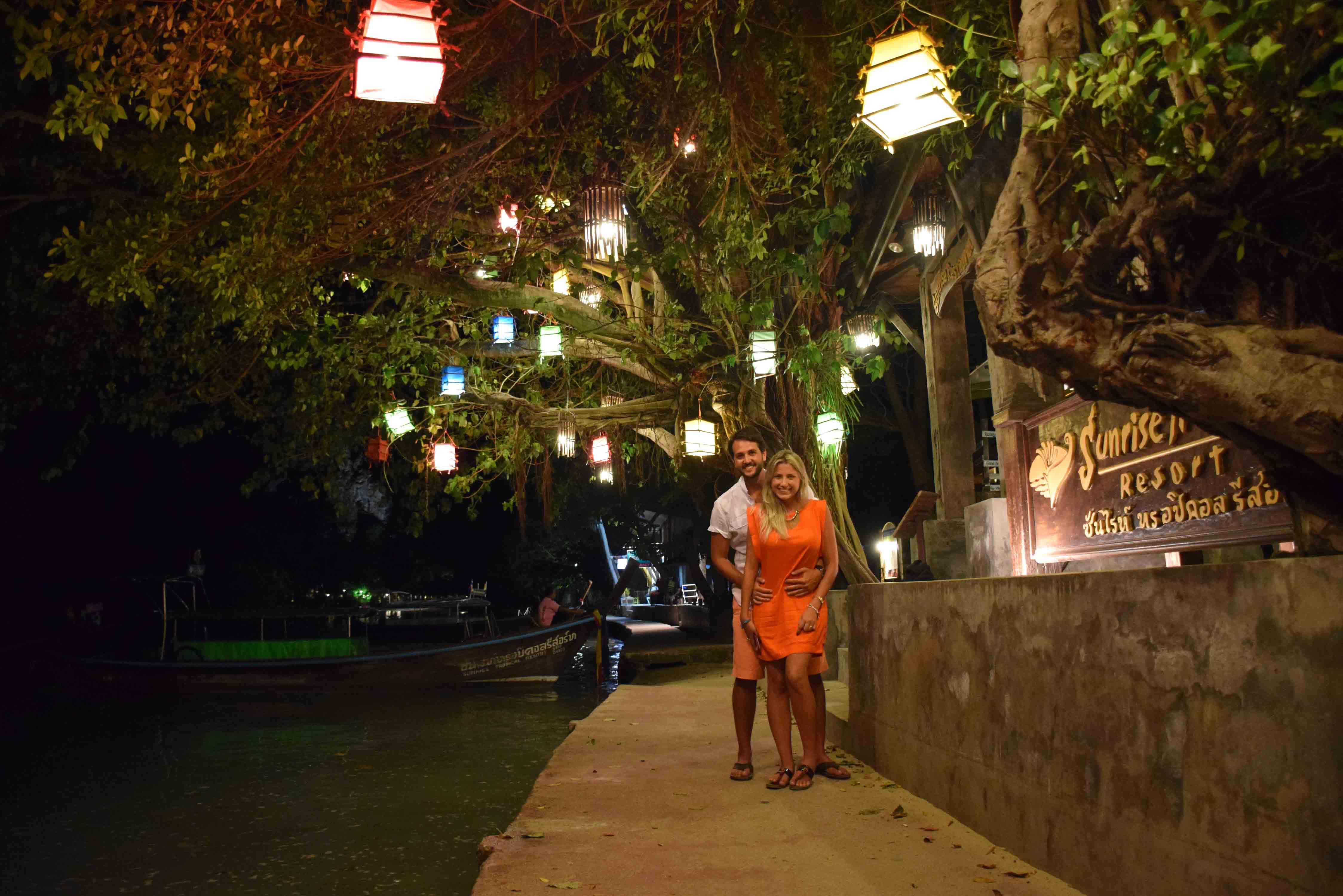 restaurants KRABI Railay and phranang beach Bhu Nga Thani 19