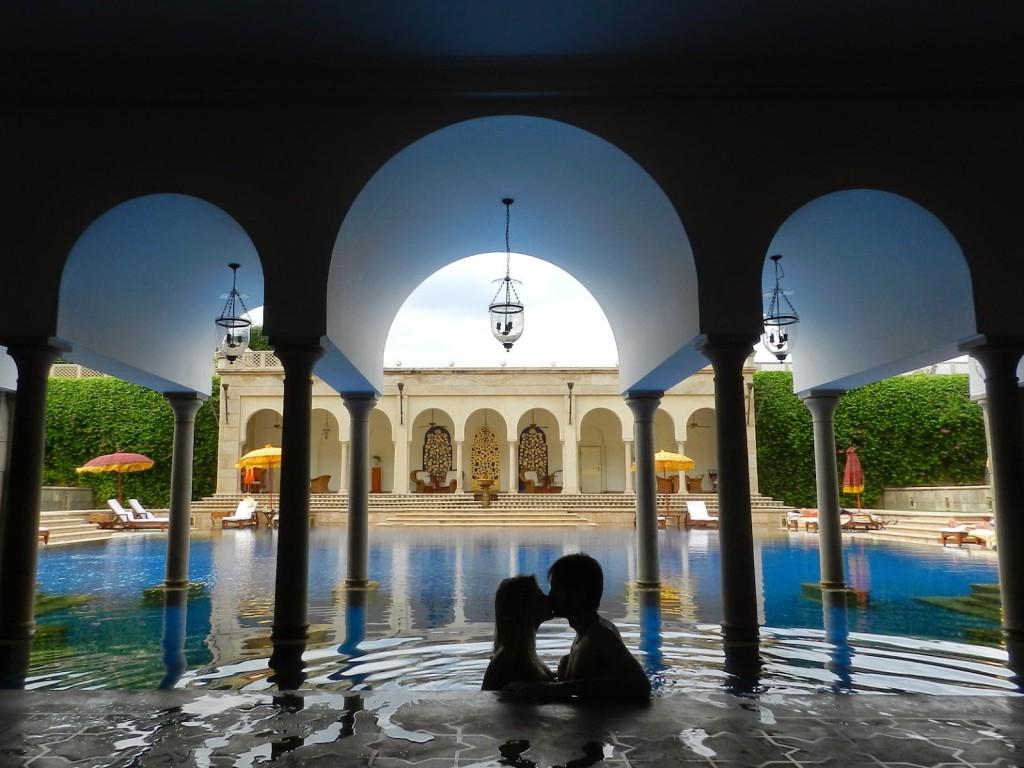 Hotel Oberoi Amarvilas Agra