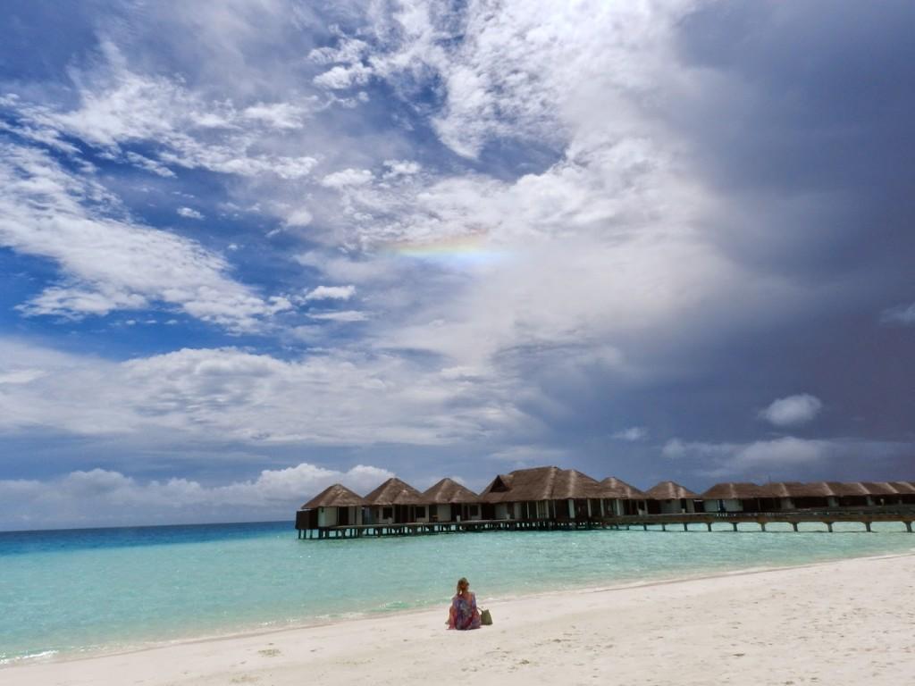 destinos para lua de mel - ilhas maldivas - Velassaru Resort