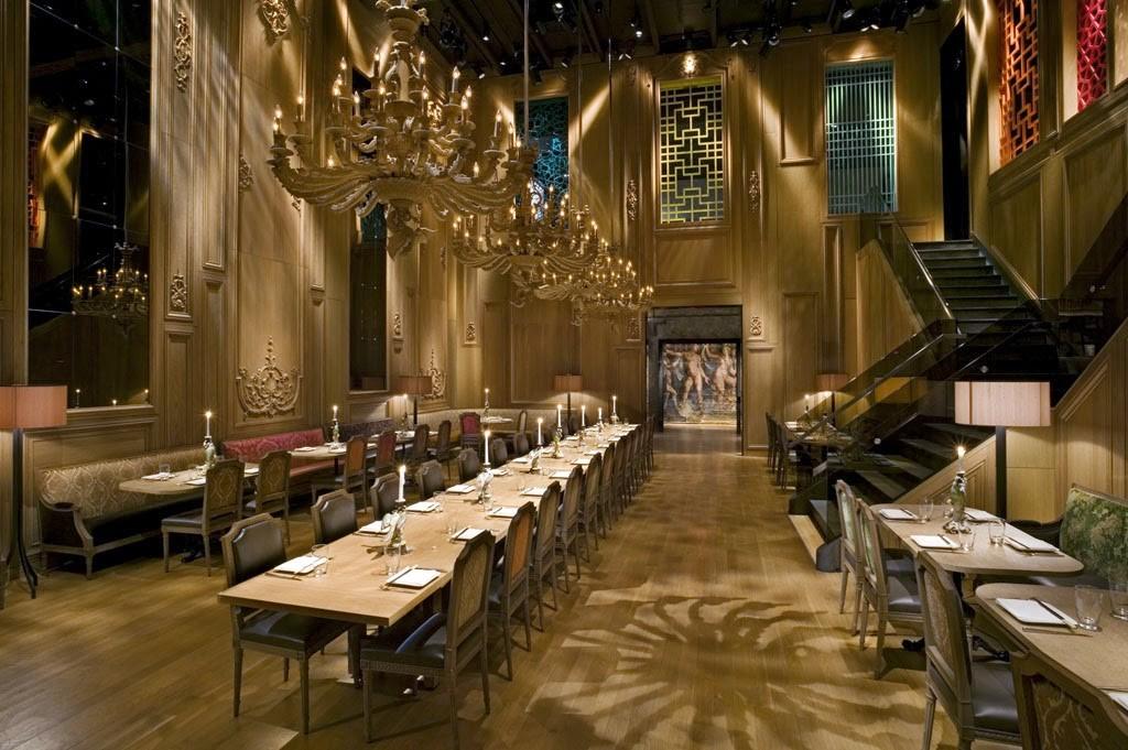 dicas de restaurantes em nova york Buddakan
