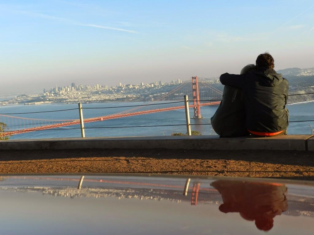 Golden Gate San Francisco California
