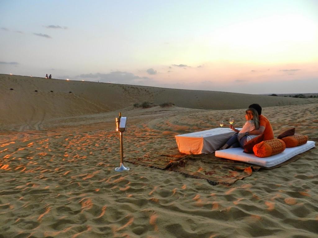 jaisalmer india thar desert