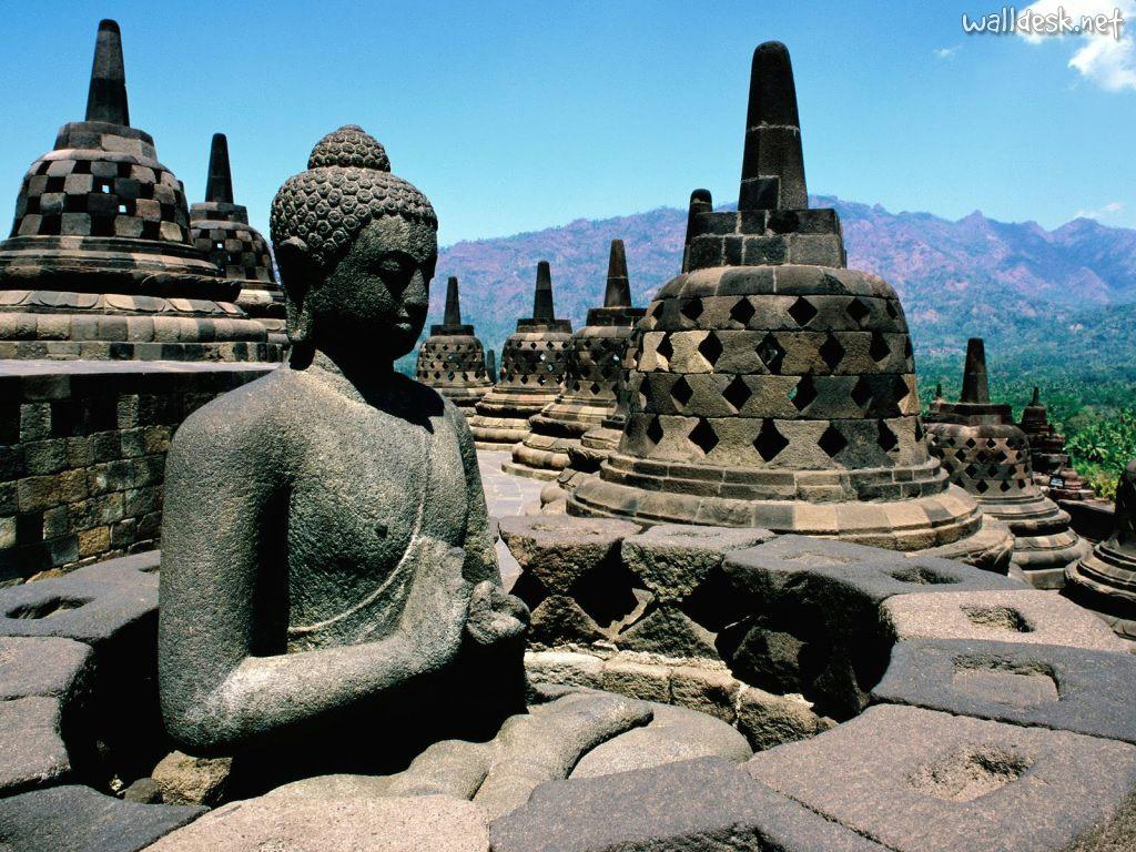 Temple Borobudur Java
