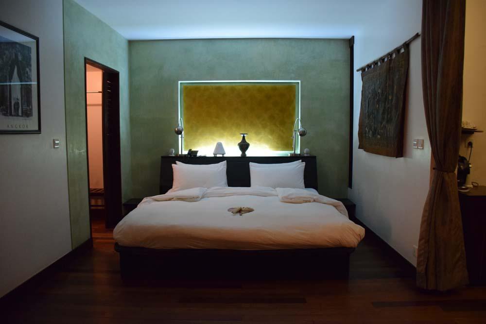 Heritage Suites Hotel siem reap cambodia