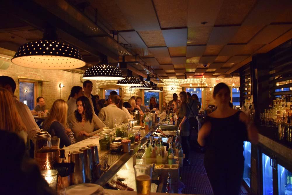dicas de restaurantes em nova york - CATCH