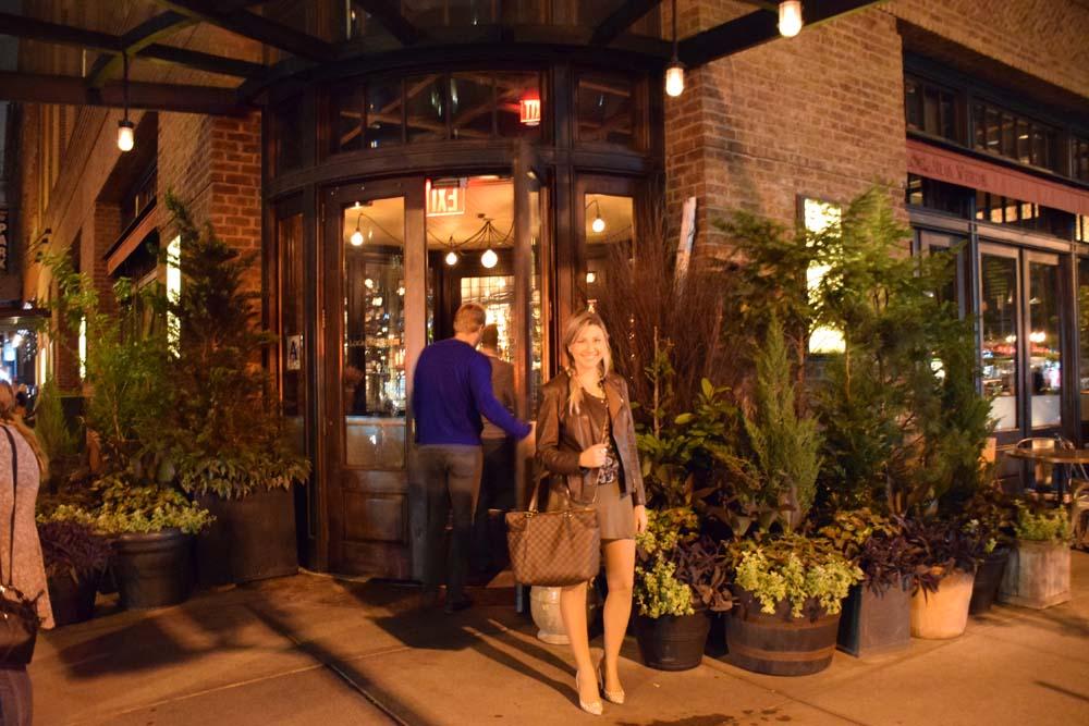 dicas de restaurantes em nova york locanda verde tribeca