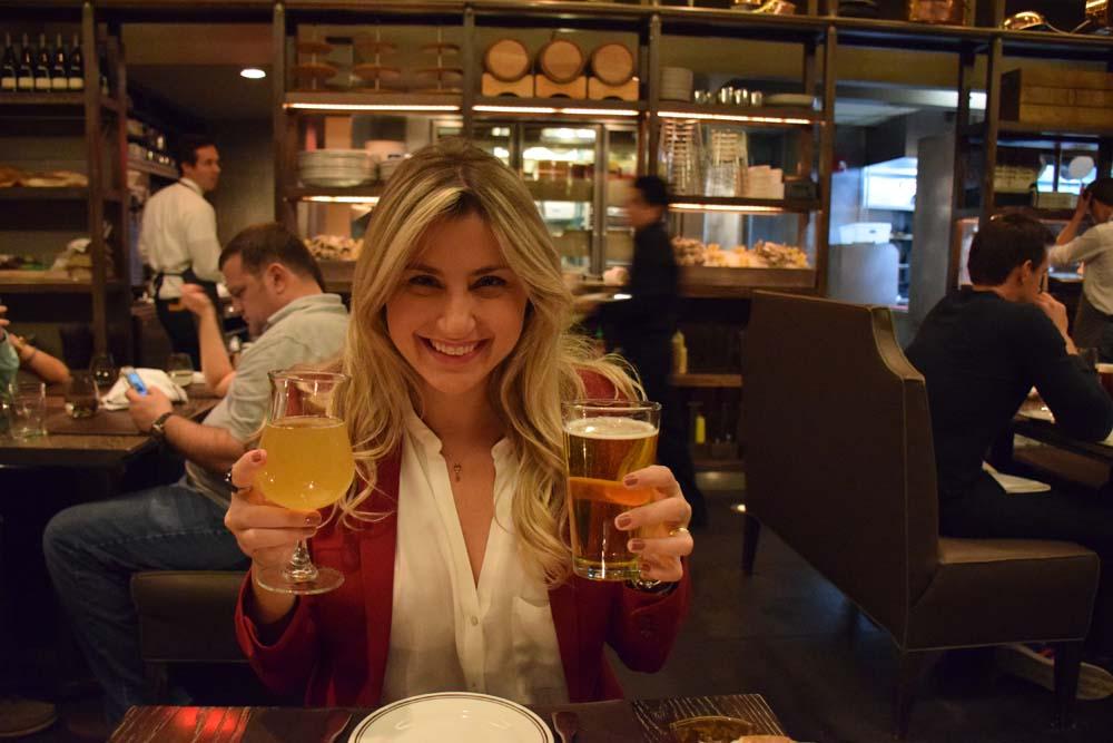 dicas de restaurantes em nova york DBGB Kitchen