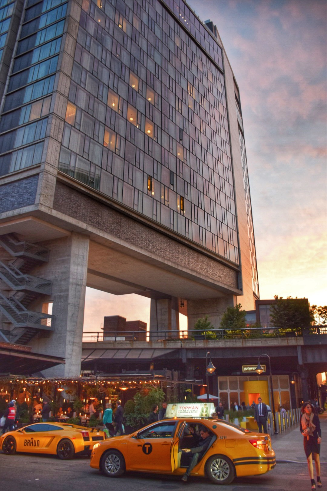 Hotel The Standard High Line new york
