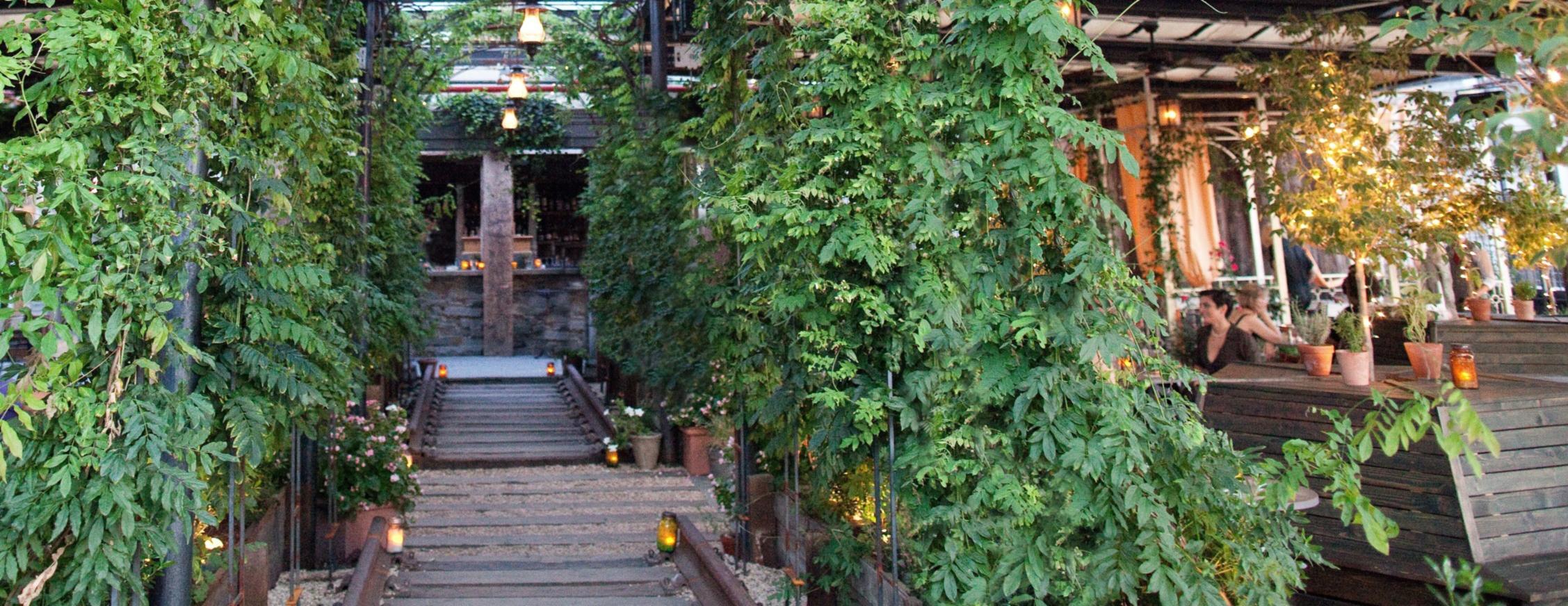 dicas de restaurantes em nova york Gallow Green