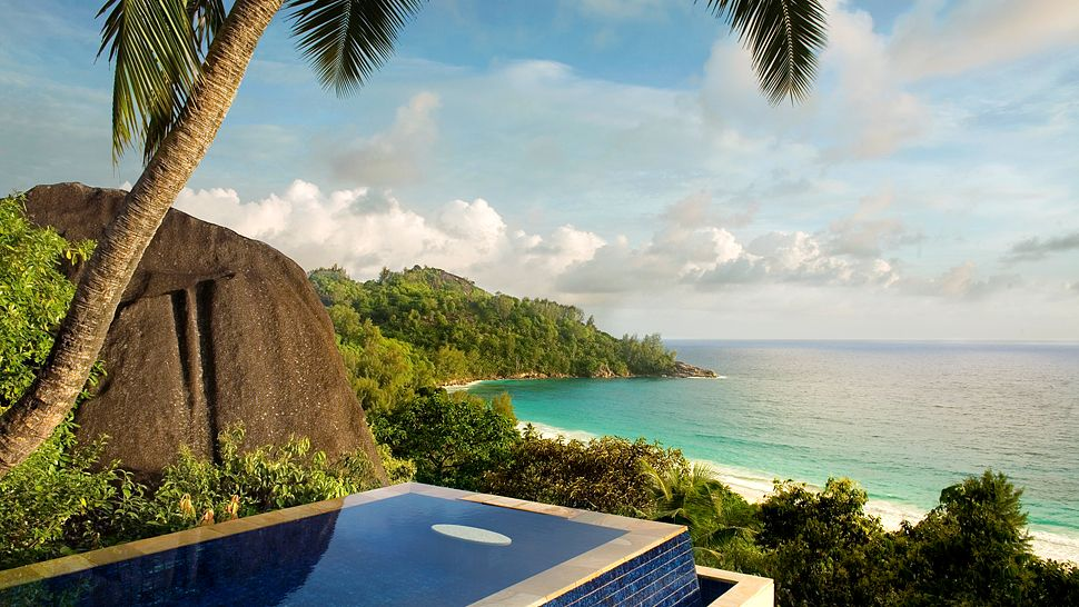Banyan Tree Hotel Mahé seychelles