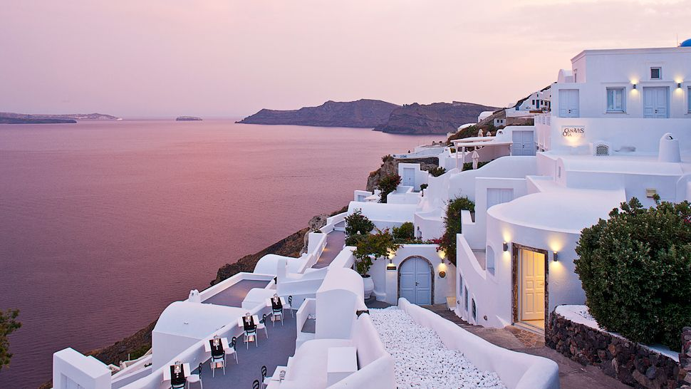 Canaves Oia Suites Santorini Hotel